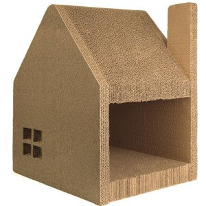 jumbl_cardboard_cat_house