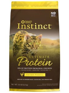 Natures Valley Instinct Cat Food
