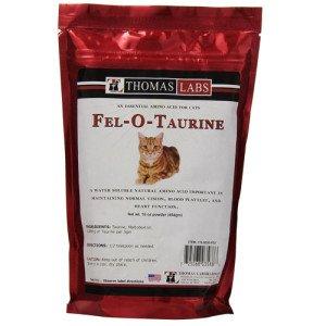 "Review: Taurine: A ""very essential"" amino acid"