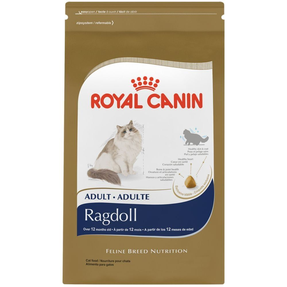 Choosing the Best Foods for your Ragdoll Cat