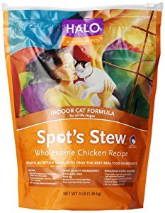 Halo Spots Stew Natural Dry Cat Food
