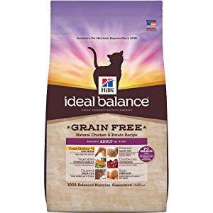 Hills Ideal Balance Grain Free Dry Cat Food
