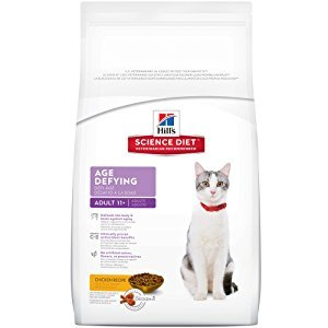 Diet indoor cat mature