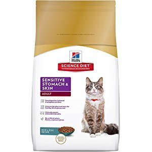 Hills Science Diet Sensitive Stomach and Skin Dry Cat Food