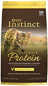Natures Variety Instinct Ultimate Protein Grain Free Dry Cat Food