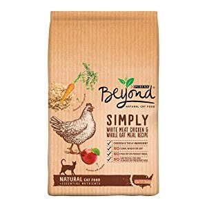 Purina Beyond Natural Grain Free White Meat Chicken Recipe Dry Cat Food