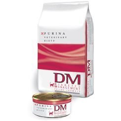 Purina Veterinary Diets DM Dietetic Management Feline Formula Dry Cat Food
