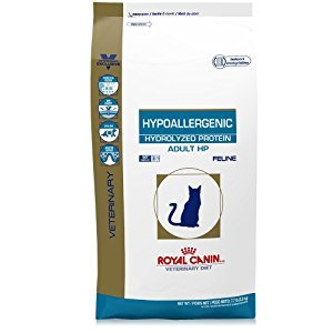 Royal Canin Veterinary Diet Hypoallergenic Hydrolyzed Protein Dry Cat Food