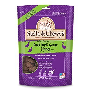 Stella and Chewys Freeze dried Food for Cats