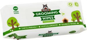 Pogis grooming wipes