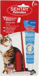 Sentry Petrodex Dental Kit
