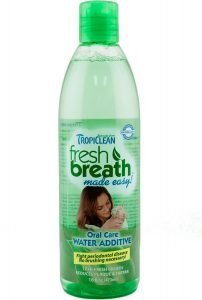 tropiclean fresh breath additive