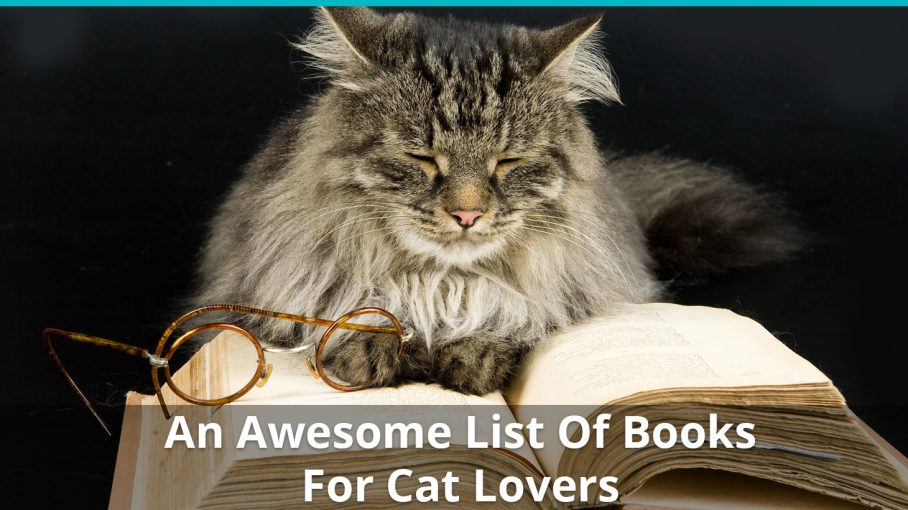 awesome list books cat lovers