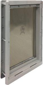 ideal pet products original plastic pet door