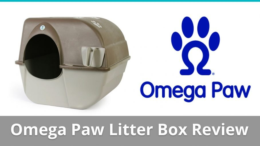 omega paw litter box review