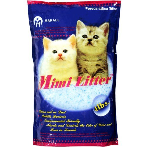 Just The Crystals Cat Litter