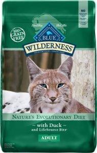 Blue Wilderness Duck Cat Food Reviews