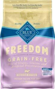freedom kitten food