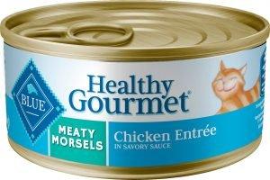 health gourmet cat food