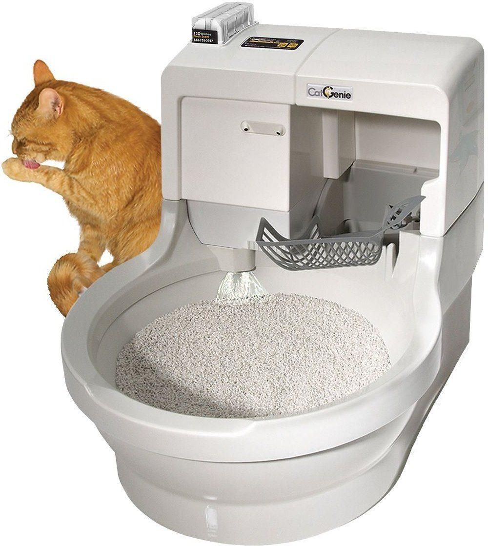 Cat genie