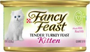 Purina Fancy Feast Kitten