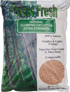 Forest Fresh Litter
