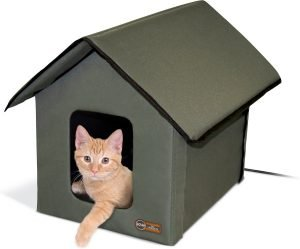 KH outdoor kitty house