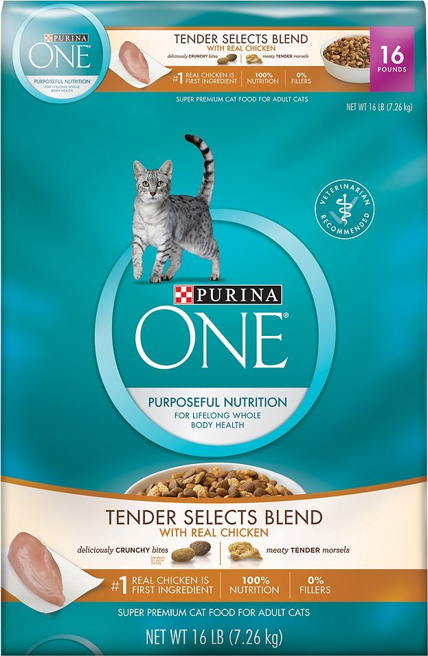 Dry Cat Food Without Meat Meal