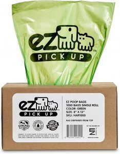 ez pickup litter bag