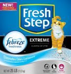 fresh step extreme odor control litter