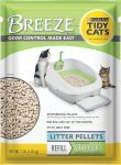 tidy cats breeze pellet litter