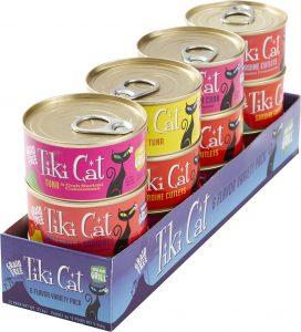 tiki cat food