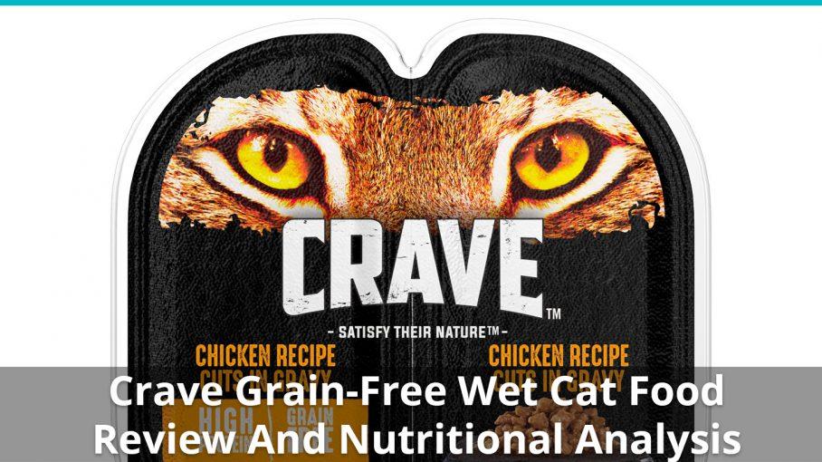crave grain free