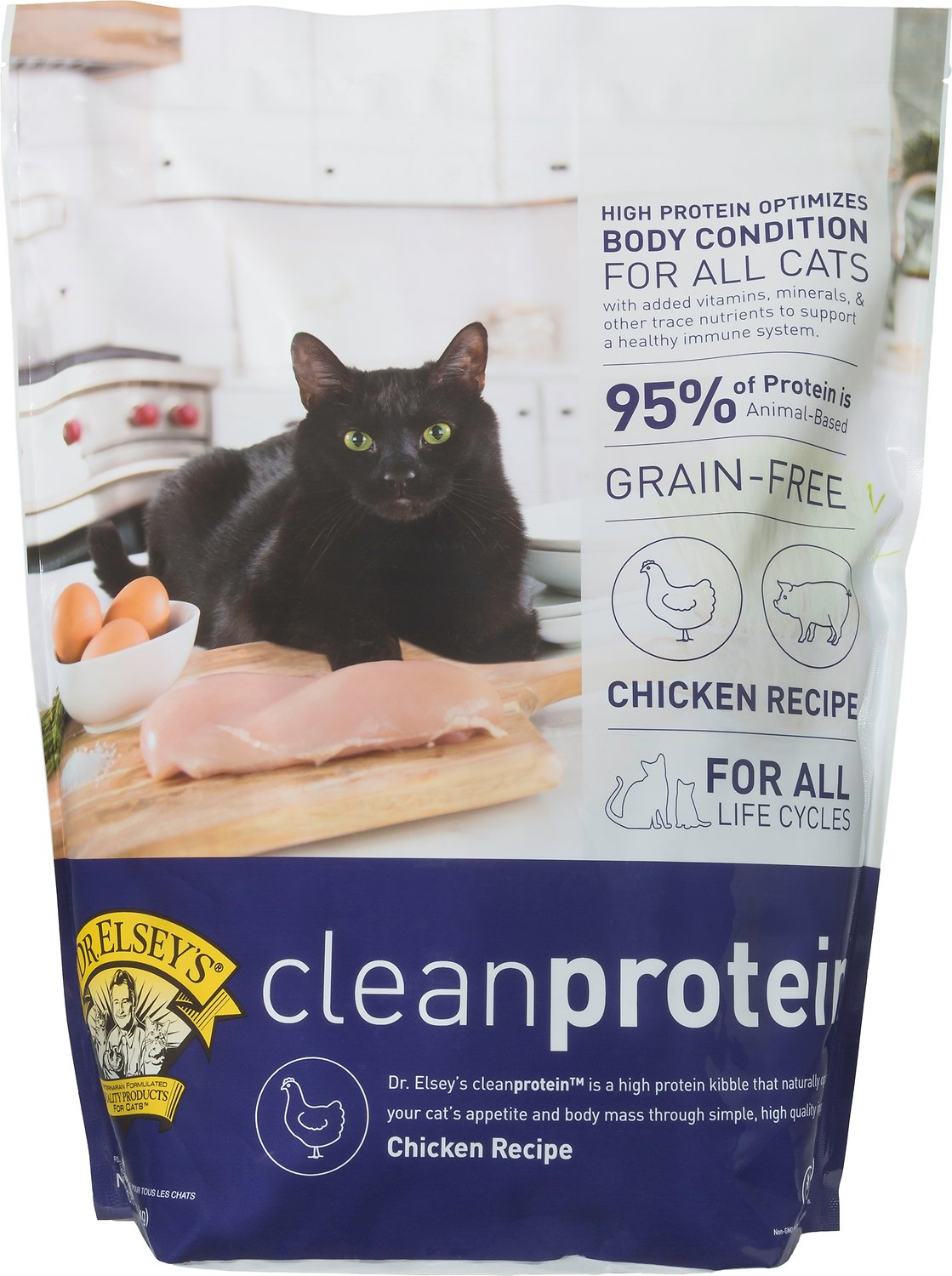 Best wet and dry cat food the ultimate guide w vet ratings reviews dr elseys cleanprotein forumfinder Image collections
