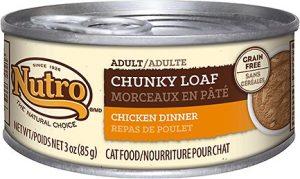 nutro chunky loaf adult