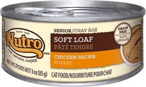 nutro soft loaf senior