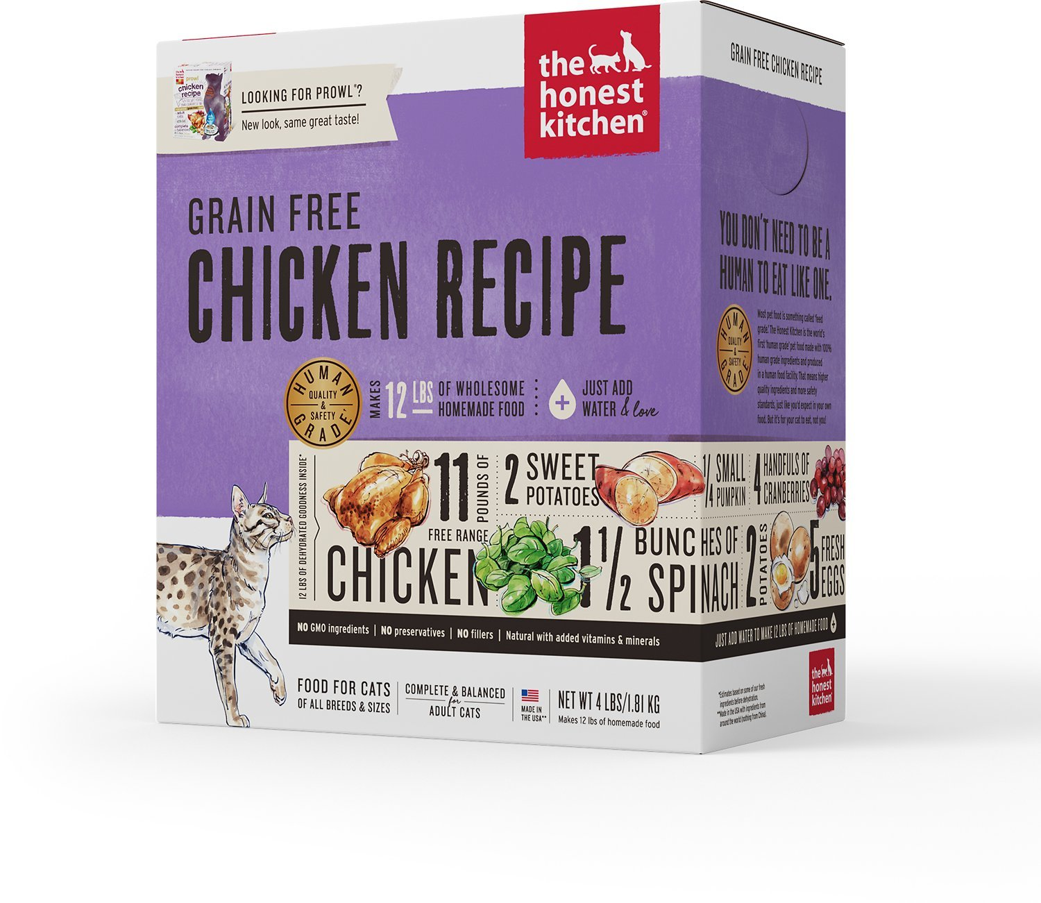 The Honest Kitchen Dry Food Grain Free Review