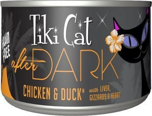 tiki cat after dark