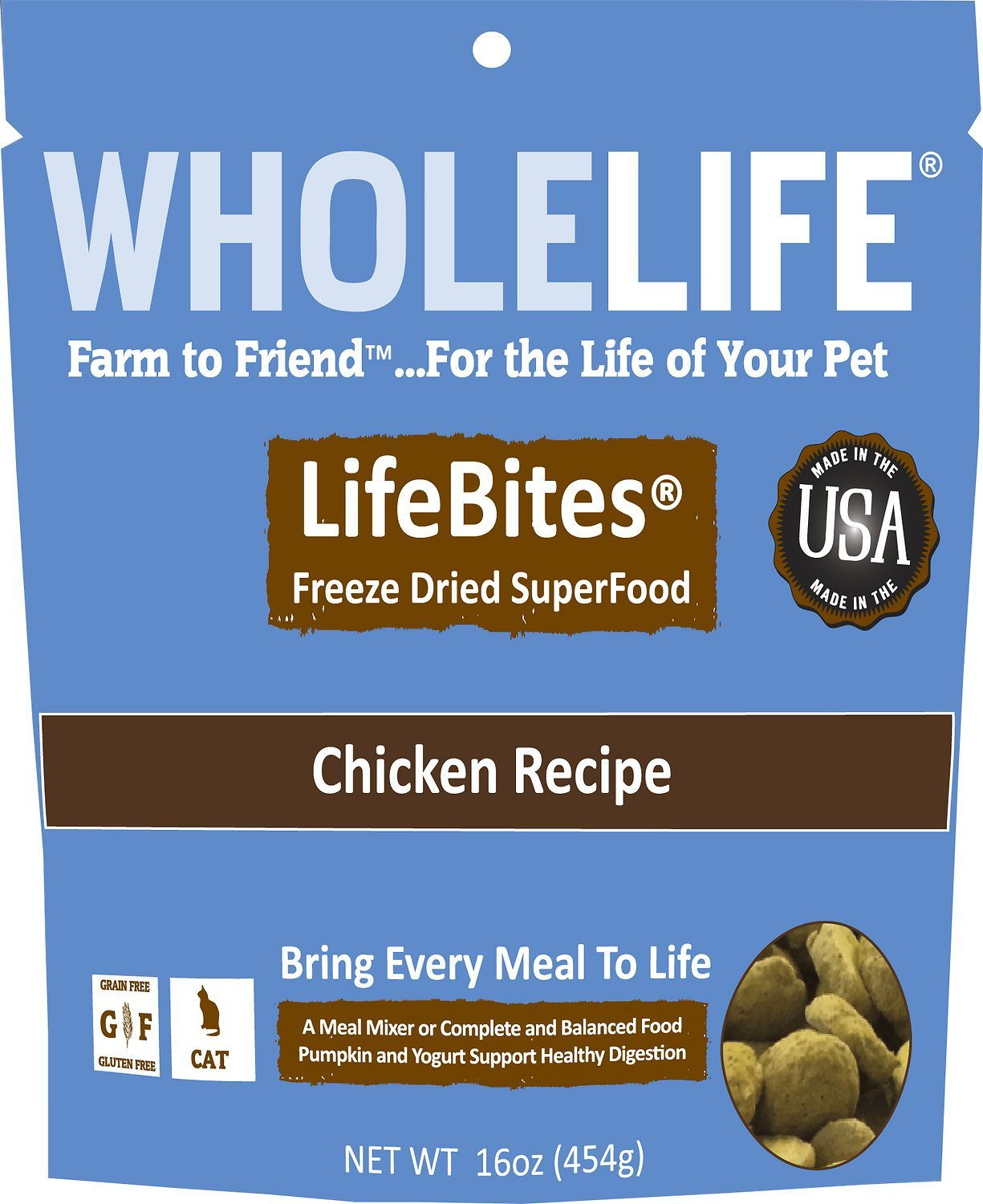 whole life lifebites
