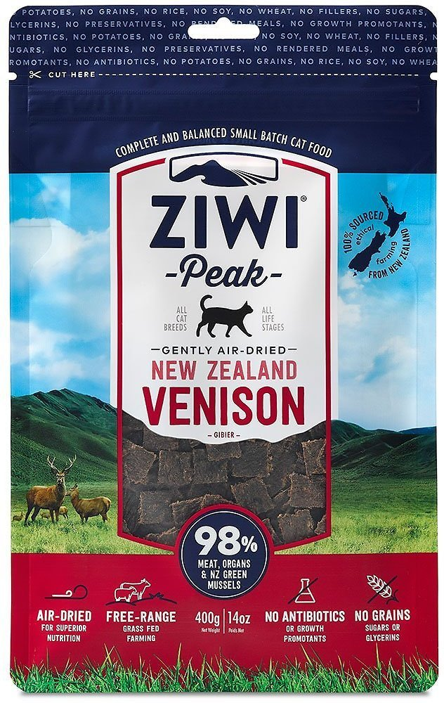 ziwi peak air dried