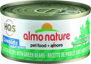 almo nature complete wet cat food