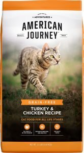 american journey dry cat food