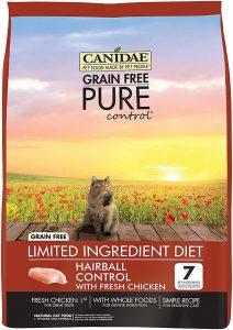 canidae grain free dry