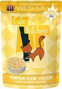 weruva cats in the kitchen wet cat food bag