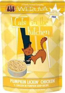 weruva cats in the kitchen wet cat food bag