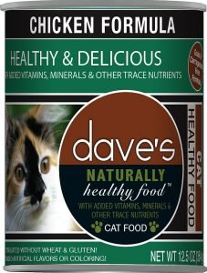 daves pet food naturally healthy wet cat food