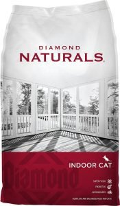diamond naturals dry cat food bag