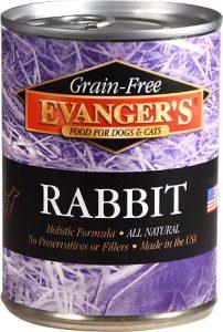 evangers grain free wet