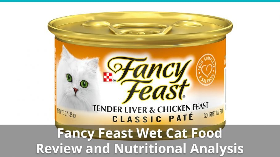 fancy feast wet