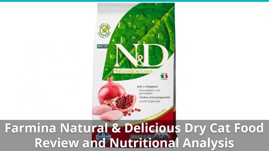 farmina natural delicious